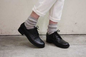[フォーマル]■CHRISTIAN PEAU クリスチャンポー SOM-901-LY LEATHER SHOES col/ GRAPHITE GREY
