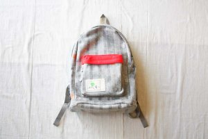 spoken words project スポークンワーズプロジェクト No.27・C-7 day pack col/ grey
