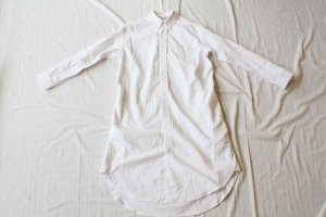 Americana アメリカーナ  OX B.D SHIRTS COAT  col/ WHT OX