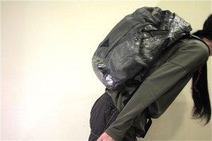 ■and wander アンドワンダー cuben fiber backpack キューベンファイバー バックパック