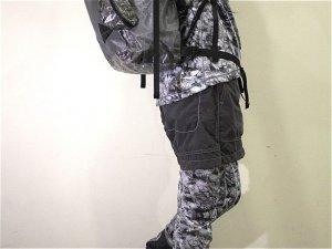 ■and wander アンドワンダー nylon climbing short pants ショートパンツ