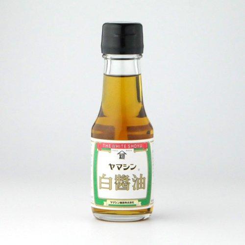 ヤマシン白醤油