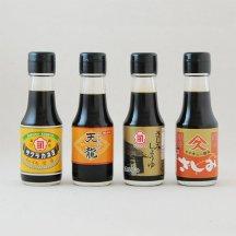 鹿児島の甘口醤油4本