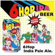信州浪漫缶ビール 6HOP IPA (シックスホップ・アイピーエー) 3缶/6缶/12缶