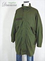 古着 コート 83s U.S ARMY ミリタリー モッズ パーカー コート ライナー付 SMALL 美品!! 古着