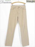 古着 パンツ 90s USA製 Wrangler 13MWZTN カラー デニム パンツ ジーンズ ストレート W32 L35 古着