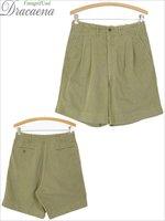 古着 ショーツ 50s BSA Boy Scout of America 「隠しポケット」 コットン ツイル オールド ボーイスカウト ショーツ ショート パンツ W29 古着