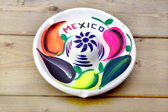メキシコ ソンブレロ 灰皿 メキシカン アシュトレー チリ ミックス