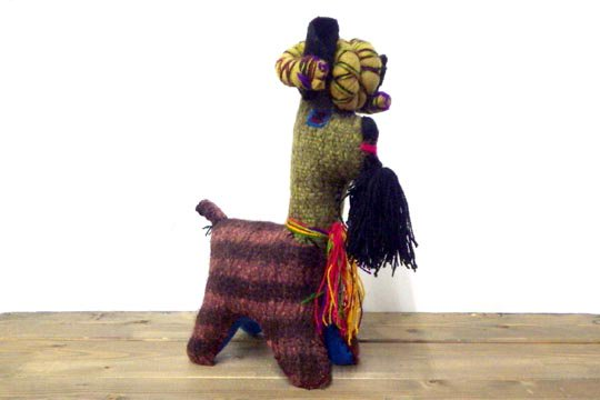 アニマリート ヤギ ボーダー メキシコ ぬいぐるみ 人形
