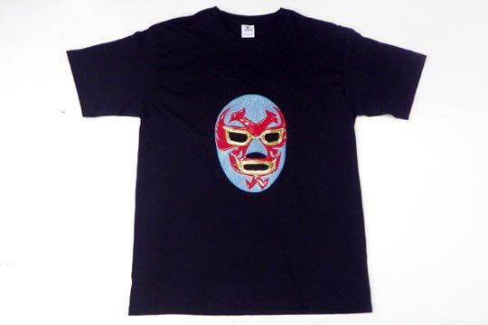 メキシコ ルチャリブレ マスク Tシャツ ドスカラス