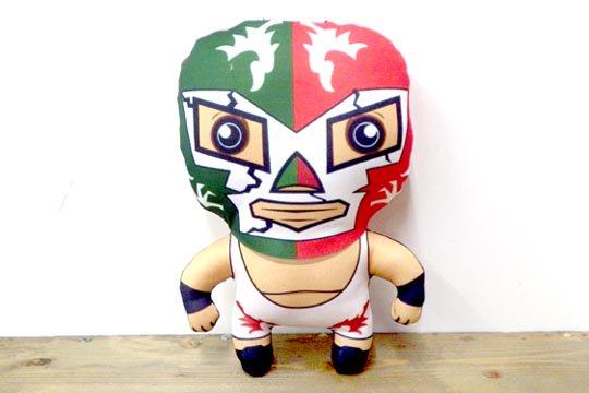 メキシコ プロレス ルチャ・リブレ レスラー マスコット 人形 ドクトル・ワグナーJr