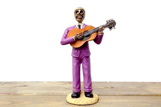 マスクマン ギター メキシカン スカル ...