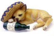 チワワ メキシカン コスチューム ドッグ 犬 インテリア 置物