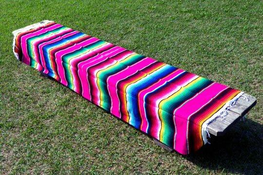 メキシコ サラペ ピンク Sサイズ メキシ...