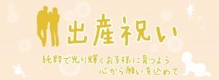 【祝】出産祝い