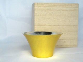 盃(金箔)【木箱入】