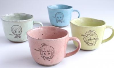 やくならマグカップも『手作り風マグカップ』