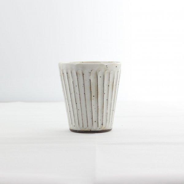 粉引そぎ フリーカップ