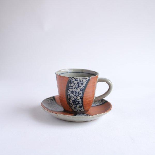 祥瑞桜 コーヒー碗皿