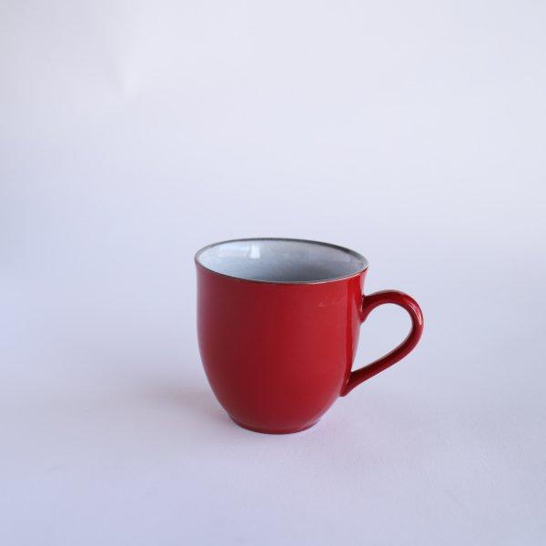 赤吹き マグカップ