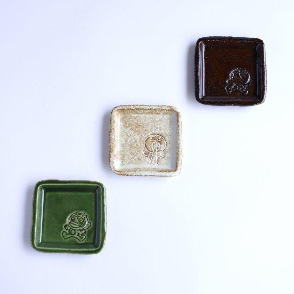 うながっぱ 手作り豆皿 (単品)