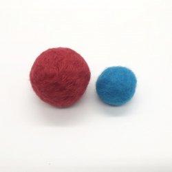 SIESTA オリジナルウールボール SMALL&MEDIUMセット