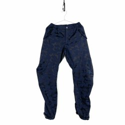 <img class='new_mark_img1' src='https://img.shop-pro.jp/img/new/icons14.gif' style='border:none;display:inline;margin:0px;padding:0px;width:auto;' />THOUFUN「Fish Pants Long CamoJQ Navy」 トゥーファン フィッシュパンツ ロング カモJQ ネイビー