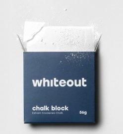 whiteout 「chalk block 56g」 ホワイトアウト チョークブロック