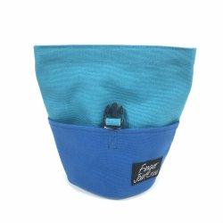 FINGER JOINT「Chalk Bucket」 フィンガージョイント チョークバケット 倉敷帆布 ブルー