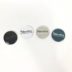 SIESTA「Original Badge」 シエスタ オリジナル缶バッジ 全4色