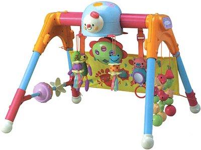 【延長注文】新うちの赤ちゃん世界一全身の知育メリー&ジム