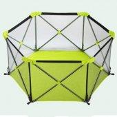ベビーサークル 折りたたみ 六角形 X-Jang