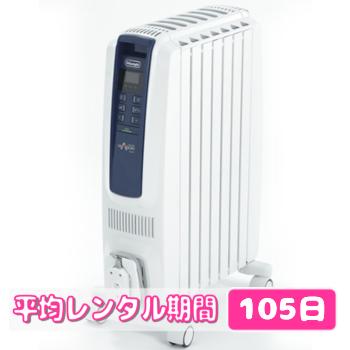 デロンギ ドラゴンデジタルスマート オイルヒーター QSD0712-MB (8-10畳)