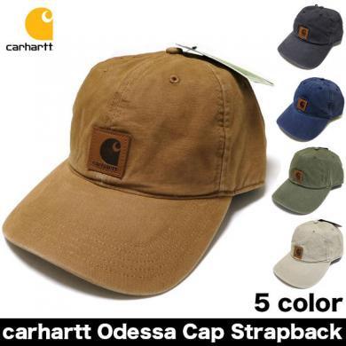 Carhartt Odessa Cap Strapback / カーハート オデッサキャップ ストラップバック アメカジ メンズ 帽子 USモデル USモ…