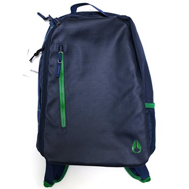 NIXON Arch Backpack(Navy)/ ニクソン バックパック