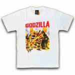 <img class='new_mark_img1' src='https://img.shop-pro.jp/img/new/icons15.gif' style='border:none;display:inline;margin:0px;padding:0px;width:auto;' />ゴジラ GODZILLA Tシャツ