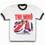<img class='new_mark_img1' src='https://img.shop-pro.jp/img/new/icons15.gif' style='border:none;display:inline;margin:0px;padding:0px;width:auto;' />ザ・フー  The Who Tシャツ
