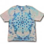 <img class='new_mark_img1' src='https://img.shop-pro.jp/img/new/icons15.gif' style='border:none;display:inline;margin:0px;padding:0px;width:auto;' />Hippies Dye☆Tシャツ Mサイズ タイダイ曼荼羅☆