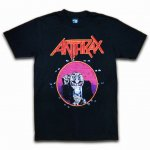 <img class='new_mark_img1' src='https://img.shop-pro.jp/img/new/icons15.gif' style='border:none;display:inline;margin:0px;padding:0px;width:auto;' />アンスラックス ANTHRAX Tシャツ