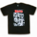<img class='new_mark_img1' src='https://img.shop-pro.jp/img/new/icons15.gif' style='border:none;display:inline;margin:0px;padding:0px;width:auto;' />ミスフィッツ  The Misfits Tシャツ