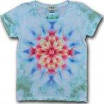 <img class='new_mark_img1' src='https://img.shop-pro.jp/img/new/icons15.gif' style='border:none;display:inline;margin:0px;padding:0px;width:auto;' />Hippies Dye☆レディースTシャツ WMサイズ タイダイ曼荼羅☆