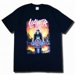 <img class='new_mark_img1' src='https://img.shop-pro.jp/img/new/icons15.gif' style='border:none;display:inline;margin:0px;padding:0px;width:auto;' />スレイヤー SLAYER Tシャツ バックプリント