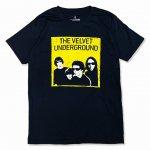 <img class='new_mark_img1' src='https://img.shop-pro.jp/img/new/icons15.gif' style='border:none;display:inline;margin:0px;padding:0px;width:auto;' />ヴェルヴェット・アンダーグラウンド Velvet Underground バンド Tシャツ