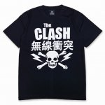 <img class='new_mark_img1' src='https://img.shop-pro.jp/img/new/icons15.gif' style='border:none;display:inline;margin:0px;padding:0px;width:auto;' />クラッシュ CLASH Combat Rock 無線衝突 バンド Tシャツ