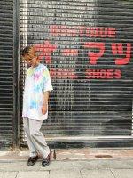 <img class='new_mark_img1' src='https://img.shop-pro.jp/img/new/icons15.gif' style='border:none;display:inline;margin:0px;padding:0px;width:auto;' />タイダイ染め Tシャツ XLサイズ ムラ染め カラフル  Hippies Dye