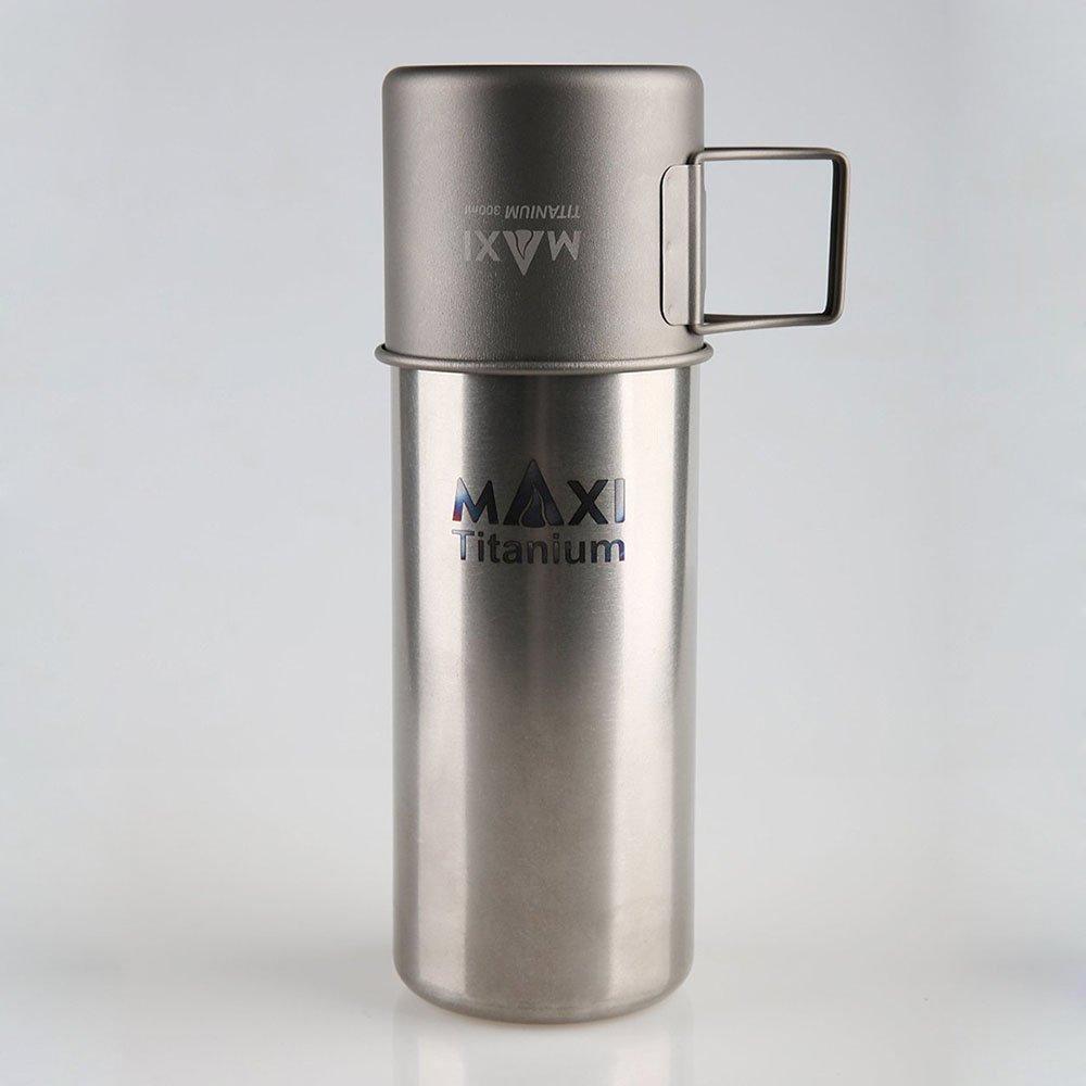 MAXI マキシ Bottle Cup Set ボトルカップセット ウォーターボトル カップ セット クッカー キャンプ