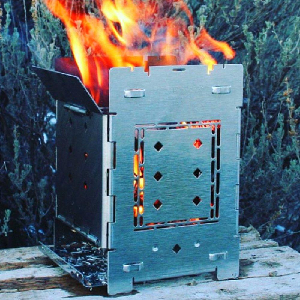 FIREBOX ファイヤーボックス Firebox Stove GEN2 ファイヤーボックスストーブ キャンプストーブ 焚き火台