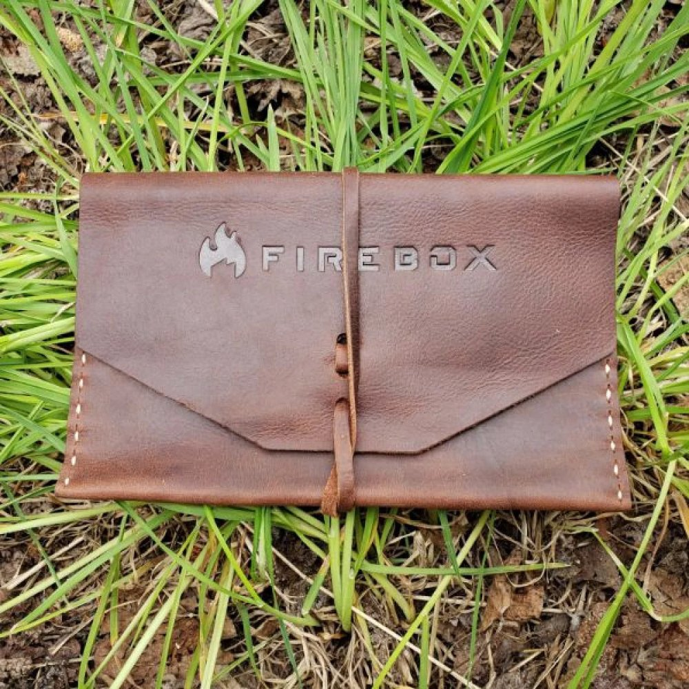 FIREBOX ファイヤーボックス Leather Case レザーケース キャンプストーブ バーベキューコンロ