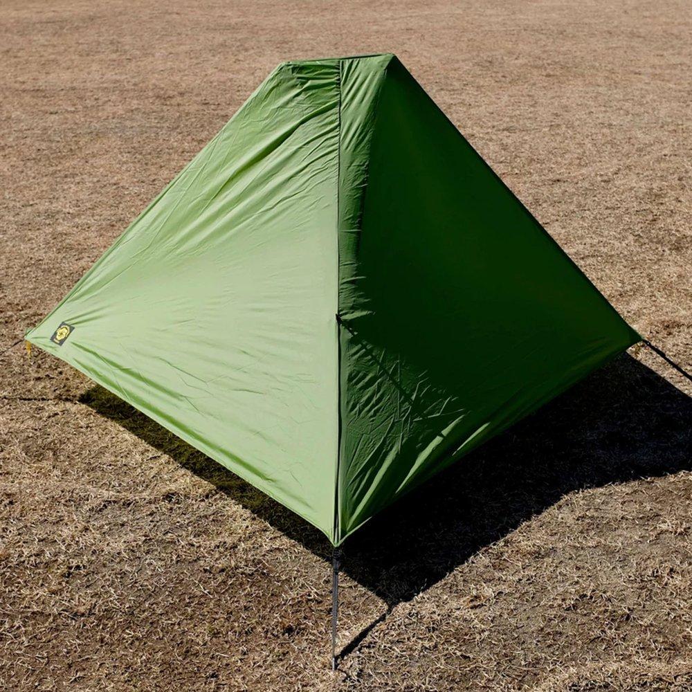 SIX MOON DESIGNS Skyscape Trekker Tent スカイスケイプ トレッカー 650g ソロテント ダブルウォール メッシュ 1人用