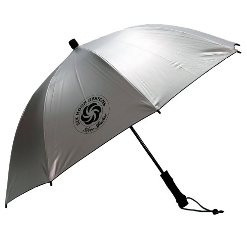 SIX MOON DESIGNS Silver Shadow Umbrella シルバーシャドウアンブレラ 傘 撥水加工 ハイキング 252g